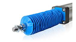Захист штоку для циліндрів ISO6431/15552