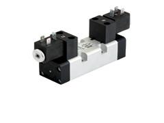 Клапан ISO електромагнітний
