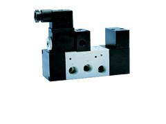Клапан осциляційний, управління електричне