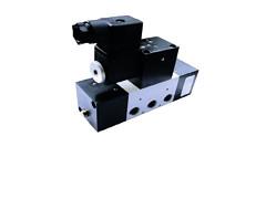 Клапан FLIP-FLOP електричне управління