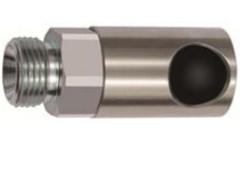 Швидкознім з нержавіючої сталі ISO 6150 C DN 6
