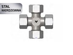 Хрестовина високого тиску з нержавіючої сталі