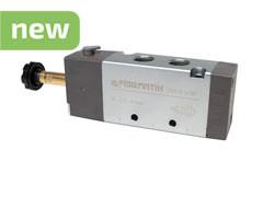 Zawory rozdzielające sterowane elektrycznie Flowmatik