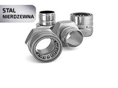 Швидкозніми та штекери нержавіюча сталь, повнопрохідні DN51