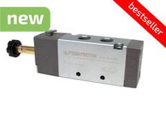Клапан розподільник з електричним керуванням Flowmatik