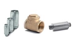 Аксессуары для вакуумных насосов и воздуходувок