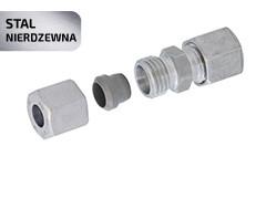 З'єднання до гідравлічних трубок зі зажимним перснем DIN2353