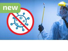 Дезактивація, дезінфекція - обладнання, прилади