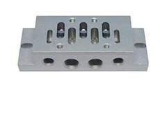 Плита для клапанів ISO