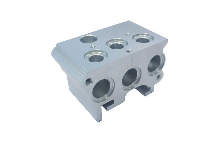 Плита для клапанів, модульна
