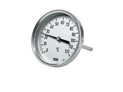 Термометр біметалічний