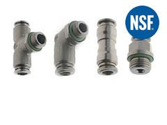 З'єднання з сертифікатом NSF серії 70000